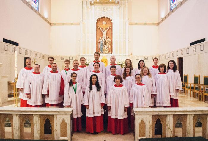 STA Choir