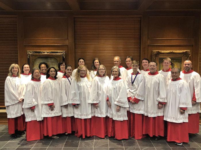 STA St. Francis Assisi Choir