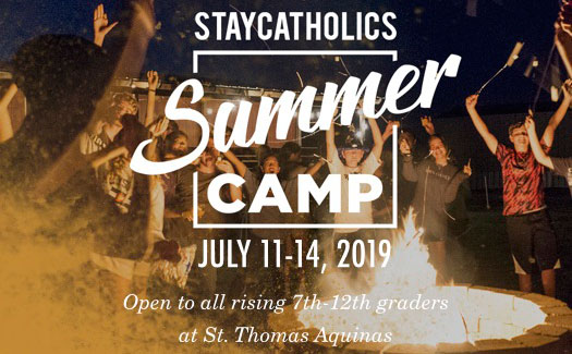 STA Young Catholics Summer Camp