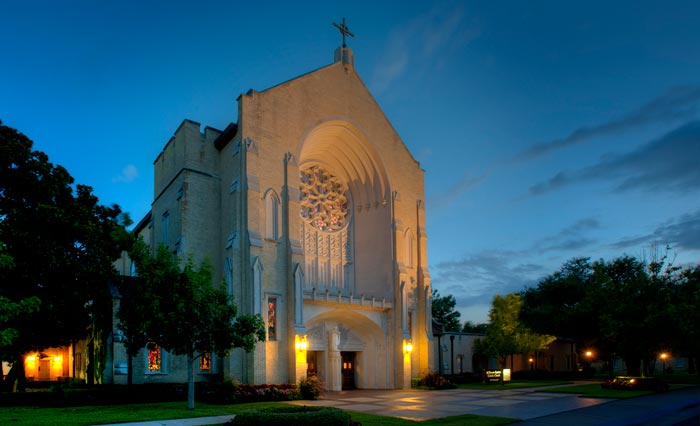 St. Thomas Aquinas Catholic Church, Dallas, Texas