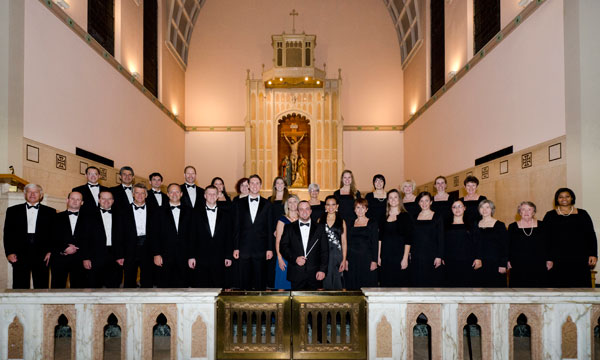 Saint Thomas Aquinas Choir | St  Thomas Aquinas Catholic Church