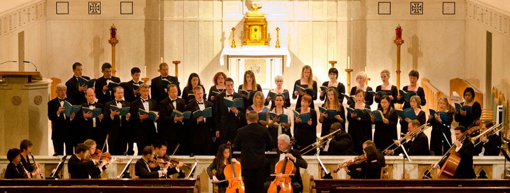 St. Thomas Aquinas Sacred Music
