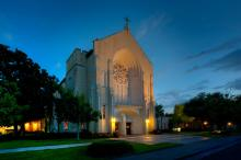 St. Thomas Aquinas - Evening - Photo by Ron St. Angelo